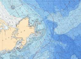 Free Bathymetric Charts Downloadable Us Bathymetric And Fishing Maps