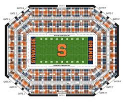 Carrier Dome Basketball Seating Chart Rows Because An Orange Out Is So Passe Scacchoops Com