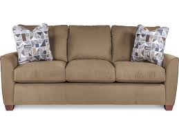 lazy boy sleeper sofa brilliant la z amy casual supreme comfort queen with premier within 15