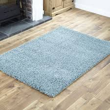 high pile area rugs luxury duck egg blue small x extra large modern rug thick 5cm