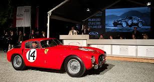 Ferrari 340 375 Mm Bringt Rekordpreis In Der Villa Erba Classic Driver Magazine
