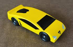 Pinewood Derby Car Designs Patterns Free Template Fastest