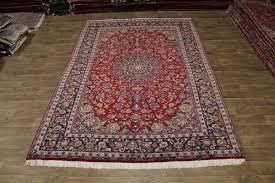 area rug oriental carpet 8x12 hand