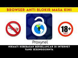 Browser yang satu ini dapat membuka blokir situs web, mengubah ip sobat, dan membuat sobat tetap anonim saat online. Proxynel Apk