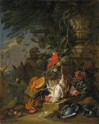 adriaen de gryeff circa 1670 antwerp 1715 brussels still life with animals