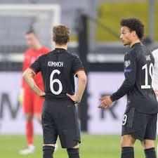 Joshua walter kimmich (german pronunciation: Em 2021 Joshua Kimmich Schwarmt Von Sane Kann Uns Alleine Tragen Fussball