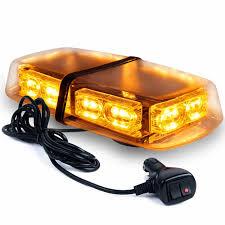 Emergency Strobe Led Lights Hot Item Led Strobe Warning Light Emergency Flashing Lamps Mini Lighting Bar Beacon With Magnetic Base For Car Trailer