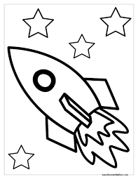 Small Picture Free rocket ship coloring pages with archives Coloring pages for