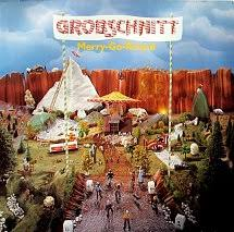 Vinyl Album - <b>Grobschnitt</b> - <b>Merry</b>-<b>Go</b>-<b>Round</b> - Brain - Germany