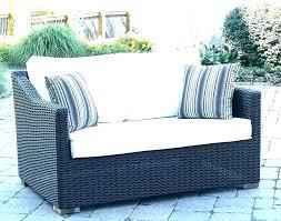 deep seat patio chair cushions cushion outdoor allen roth green