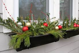 Christmas Window Box Decorations The 100 Seasons The MotherDaughter Lifestyle Blog 4