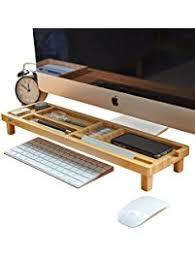 office desk shelf. WCloud Desk Organizer Wood Office Supply Book Desktop Small Table Shelf Bamboo