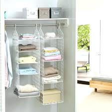 closet hanging storage fabric hanging closet storage organizer hanging shelves closet organizer