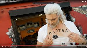 Witcher Cosplay Witcher Gif The Witcher ведьмак Witcher