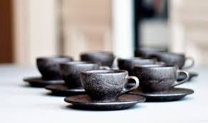 The coffees made from the two commonly used beans differ significantly. Kaffeeform A Coffee Cup Made From Coffee Grounds