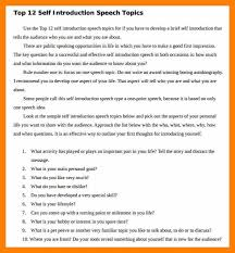 speech introduction example attendance sheet speech introduction example 4 jpg
