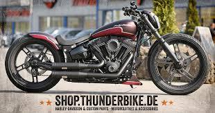 thunderbike harley davidson shop custom parts clothing
