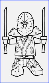 Ninjago Coloring Pages Kai Lego Ninja Coloring Page Free Printable