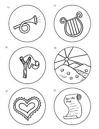 Jesus Storybook Bible Coloring Pages Baby Boomme