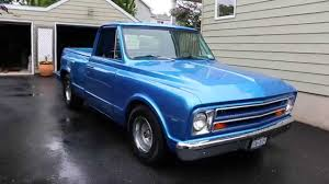 1967 Chevrolet C10 Stepside For Sale~396~Fully Restored ...