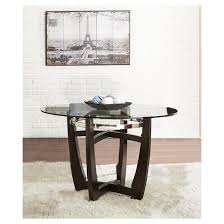 5 Piece Margo Dining Table WoodBeige  Steve Silver Company