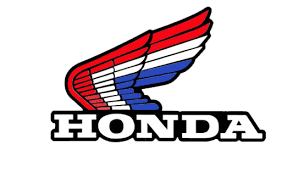 vintage honda motorcycle logo. In 1988 And Coinciding With The Annyversary Of Honda Brand New Design For Wings Logotype Was Created To Commemorate This Special Event Vintage Motorcycle Logo