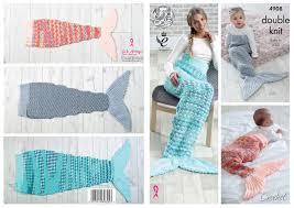 Baby Mermaid Crochet Pattern New Ideas