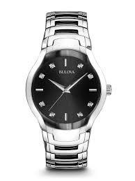 bulova men s diamond watches best watchess 2017 bulova mens diamond watch sandi pointe virtual library of collections