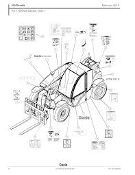 Genie 5519 Load Chart Construction Equipment Parts Jlg Parts From Www Gciron Com