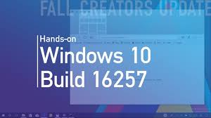 Windows 10 Color Scheme Windows 10 Build 16257 Hands On With Edge Fluent Design Cmd New