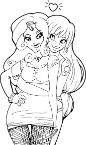 Small Picture Coloring Pages Friends Coloring Page Printable Coloring Pages