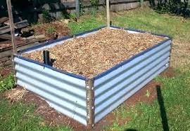corrugated metal garden beds corrugated metal garden beds raised garden beds corrugated metal raised garden beds corrugated metal inexpensive raised garden