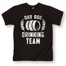Amazon Com Instant Message Dad Bod Drinking Team Adult