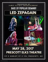 Elks Theatre Performing Arts Center Prescott Tickets For