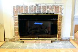 building a fireplace hearth my fireplace demolition took a while but finally ready to start building