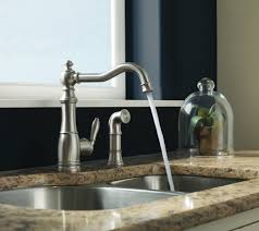 Moen Kitchen Faucet Assembly Moen S72101 Weymouth One Handle High Arc Kitchen Faucet Chrome