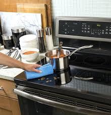 clean oven glass self ovens cleaning door between frigidaire clean oven glass