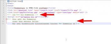 HTML-Code auskommentieren - so geht's - CHIP