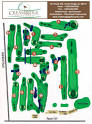 Cream Ridge Scorecard and Course Map