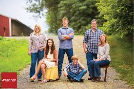 pennsylvania family portrait photographer labonte farm