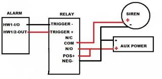 how to wire simon xt to relay to drive external sirens nn jpg views 11207 size 18 9 kb