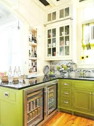 green painted kitchen cabinets. Green Painted Kitchen Cabinets Base Avocado Best Paint Color For