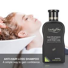 Anti Hair Loss Shampoo For Men Women Luckyfine Hair Growth