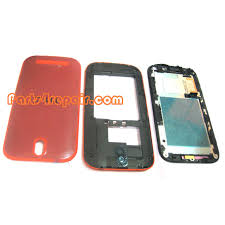 Full Housing Cover for HTC One SV -Red ...