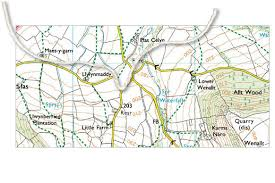 A Beginners Guide To Measuring Distance On A Map Os Getoutside