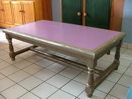 Free More From My Site With Repeindre Une Table De Cuisine En Bois