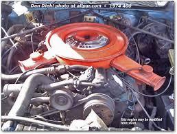 Mopar Engine Color Chart The 400 V8 Final Mopar Big Block Engine
