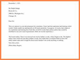 Application Letter Format For Job Vacancy Unique Resume Letter For