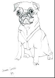 newest pug coloring pages printable z8746 cute pug coloring pages cute pug coloring pages coloring pages