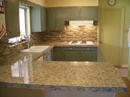 Glass Kitchen Backsplash Perfect Glass Tile For Kitchen Backsplash 19 With A Lot More Home
